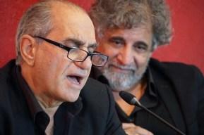 Pino Ammendola ed Edoardo Siravo