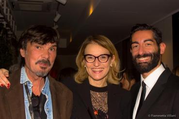 Emilio Leofreddi, Francesca Barbi Marinetti, Salvo Cagnazzo