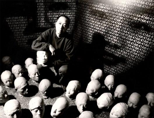 Zhang Dali, la mostra a Palazzo Fava a Bologna 5