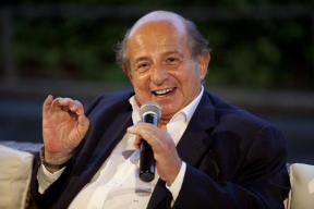 Giancarlo Magalli a Capalbio Libri