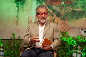 Roberto Maroni a Capalbio Libri