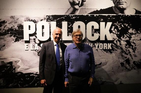 Pollock e la scuola di New York (1)