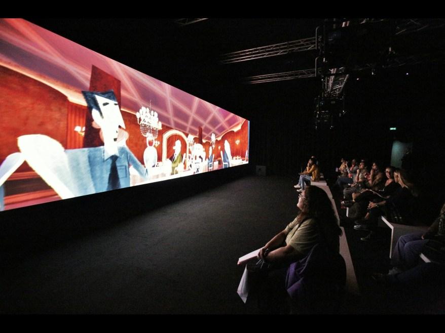 Pixar, 30 anni di animazione al Palazzo delle Esposizioni