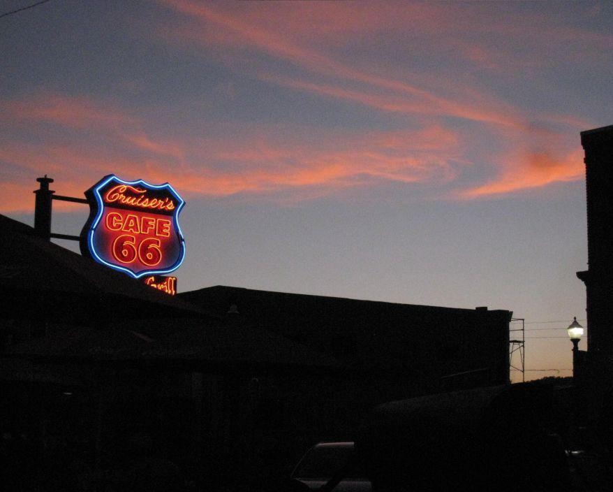 Cafe66, Stati Uniti, Williams 2008