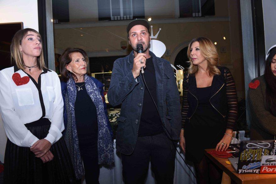 Valentina Virgili, Carmen Di Penta (Marevivo), Moby Dick e Tina Vannini