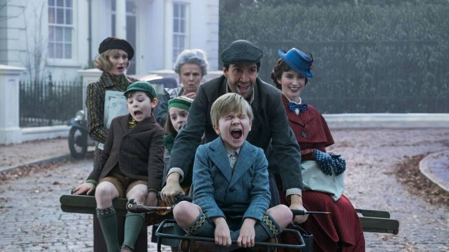 il ritorno di Mary Poppins 5