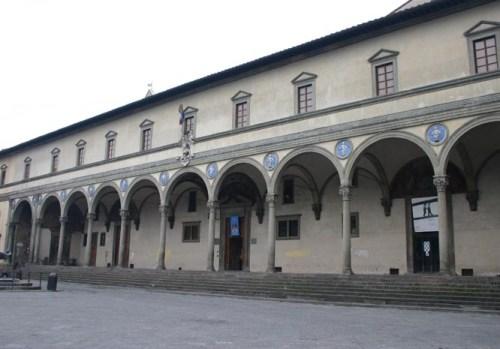 Filippo Brunelleschi, Spedale degli innocenti