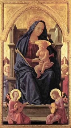 La Maestà di Masaccio