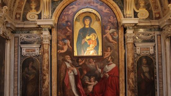 Chiesa di San Silvestro al Quirinale