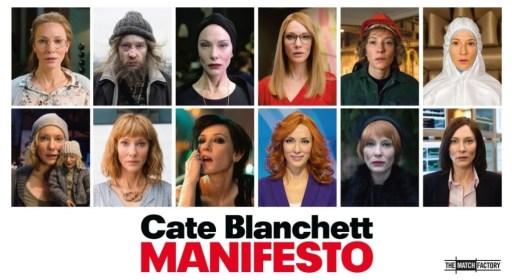 Manifesto Julian Rosefeldt Cate Blanchett
