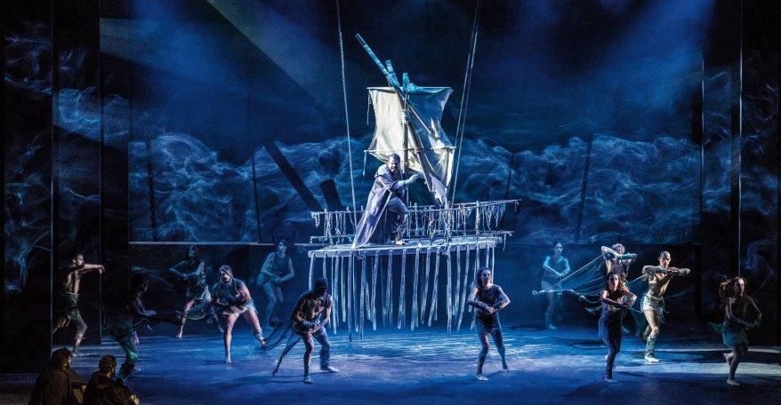 Ulisse - La Divina Commedia opera musicalUlisse - La Divina Commedia opera musical