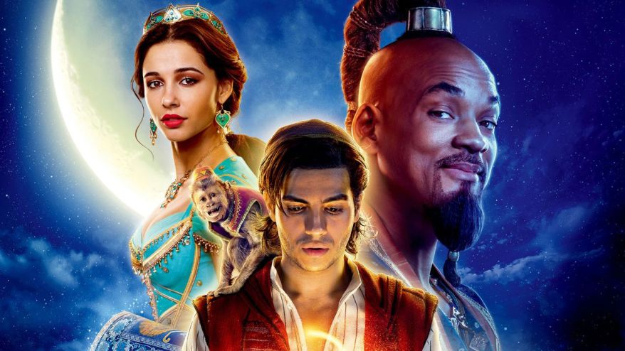 Aladdin Disney film