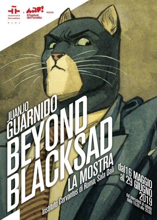 Beyond Blacksad manifesto