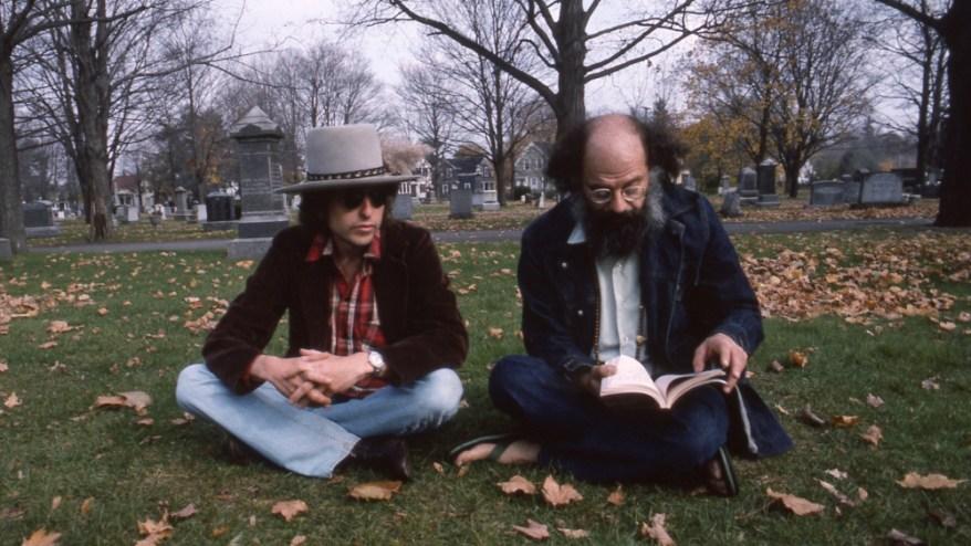 Rolling Thunder Revue - Dylan & Ginsberg