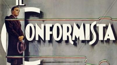 Il conformista - La locandina