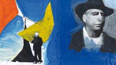 Work in progress di Alexander Calder