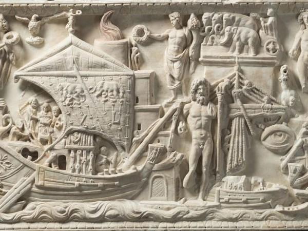 The Torlonia Marbles a Palazzo Caffarelli