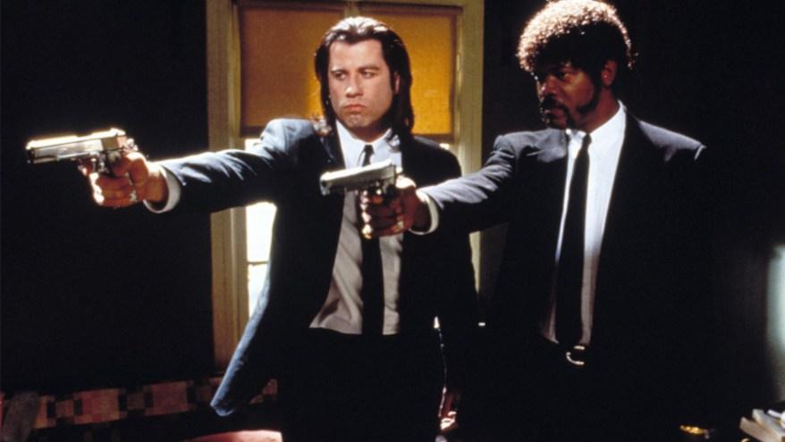 Pulp Fiction - Vince e Jules