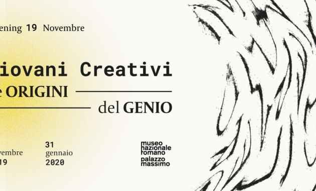 Giovani Creativi – Le origini del Genio