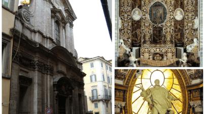 San Girolamo della Carità