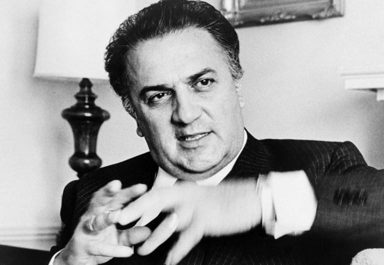 Federico Fellini, Lungotevere Federico Fellini