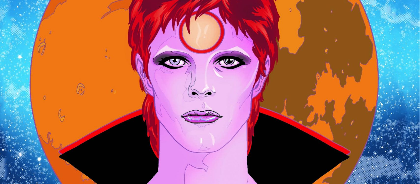 Bowie - Stardust, Rayguns & Moonage Daydreams
