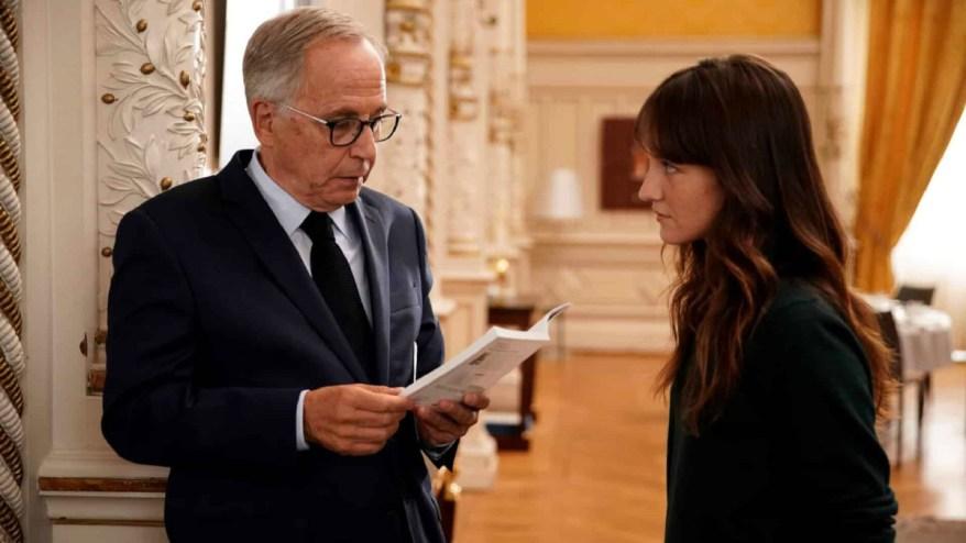 Alice e il sindaco - Fabrice Luchini e Anaïs Demoustier