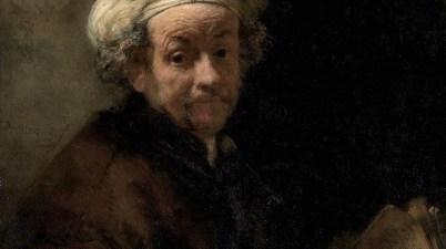Dal 20 febbraio al 15 giugno l'Autoritratto come San Paolo di Rembrandt torna in Italia, per la prima volta dal 1799. Sarà in mostra a Roma presso la Galleria Corsini.