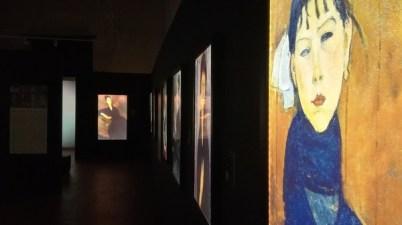 Modigliani al Quirinetta