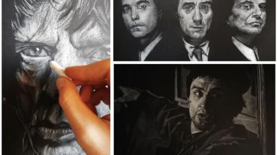 "Giuseppe ""Paco"" Scandaglia e i film di Martin Scorsese"