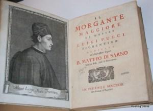 Il Morgante di Luigi Pulci