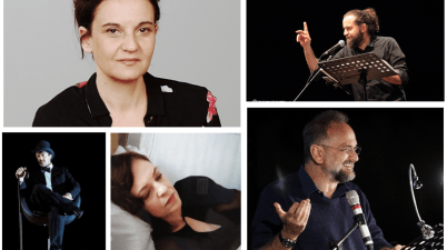 Dalla scrittrice Helena Janeczek alla coppia di artisti Bartolini/Baronio, da Claudio Morici a Massimo Popolizio, tutte le iniziative teatrali online della settimana