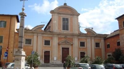 San Francesco a Ripa, Roma