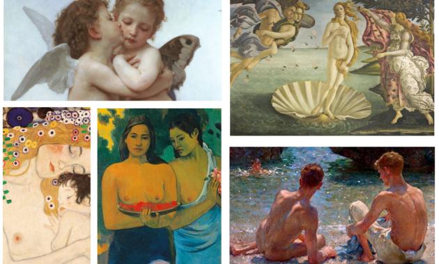 arte e nudo