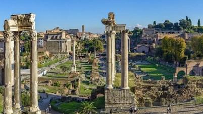 Foro, Palatino e Colosseo