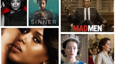The Crown, The sinner, Mad Men, Le regole del delitto perfetto e Scandal