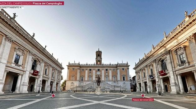 Tour virtuali per Musei Capitolini