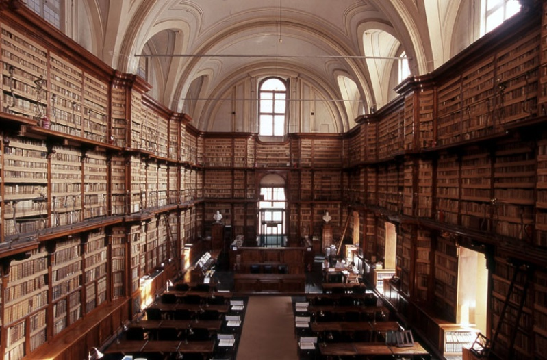 Biblioteca Angelica di Roma