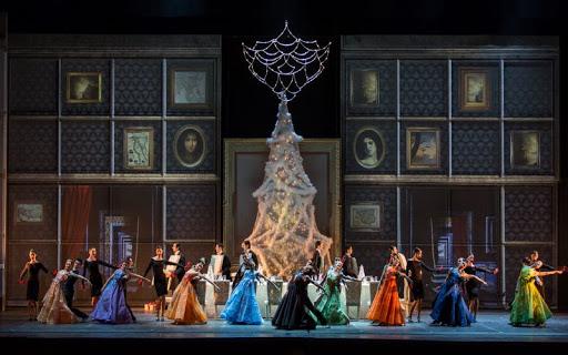 l'opera La damnation de Faust, il balletto Lo schiaccianoci e la creazione Waiting for the Sibyl