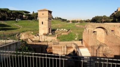 Circo Massimo, primi lavori nel VI sec. a.c., utilizzato fino al VI sec.