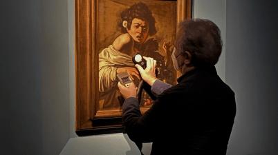 Francesco Murano per Il tempo di Caravaggio