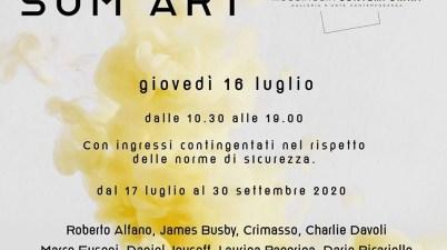 Apre oggi sino al 30 settembre, presso Mucciaccia Contemporary di Roma, la collettiva Sum Art. Tra gli artisti James Busby, Daniel Jouseff, Justin Samson, Shen Shaomin e la più giovane Nicole Voltan…