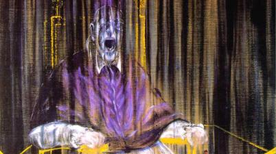 Studio dal ritratto di Innocenzo X è un dipinto di Francis Bacon del 1953