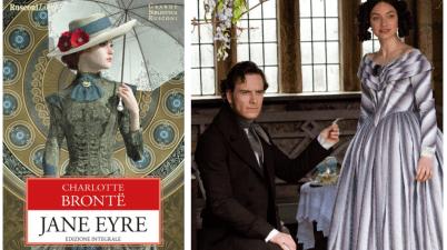 Libri e film a confronto – Jane Eyre di Charlotte Brontë