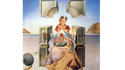 La Madonna di Port Lligat è un dipinto, opera del pittore Salvador Dalí