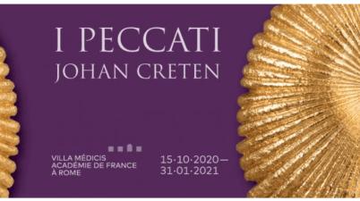 I peccati di Johan Creten all'Accademia di Francia di Roma