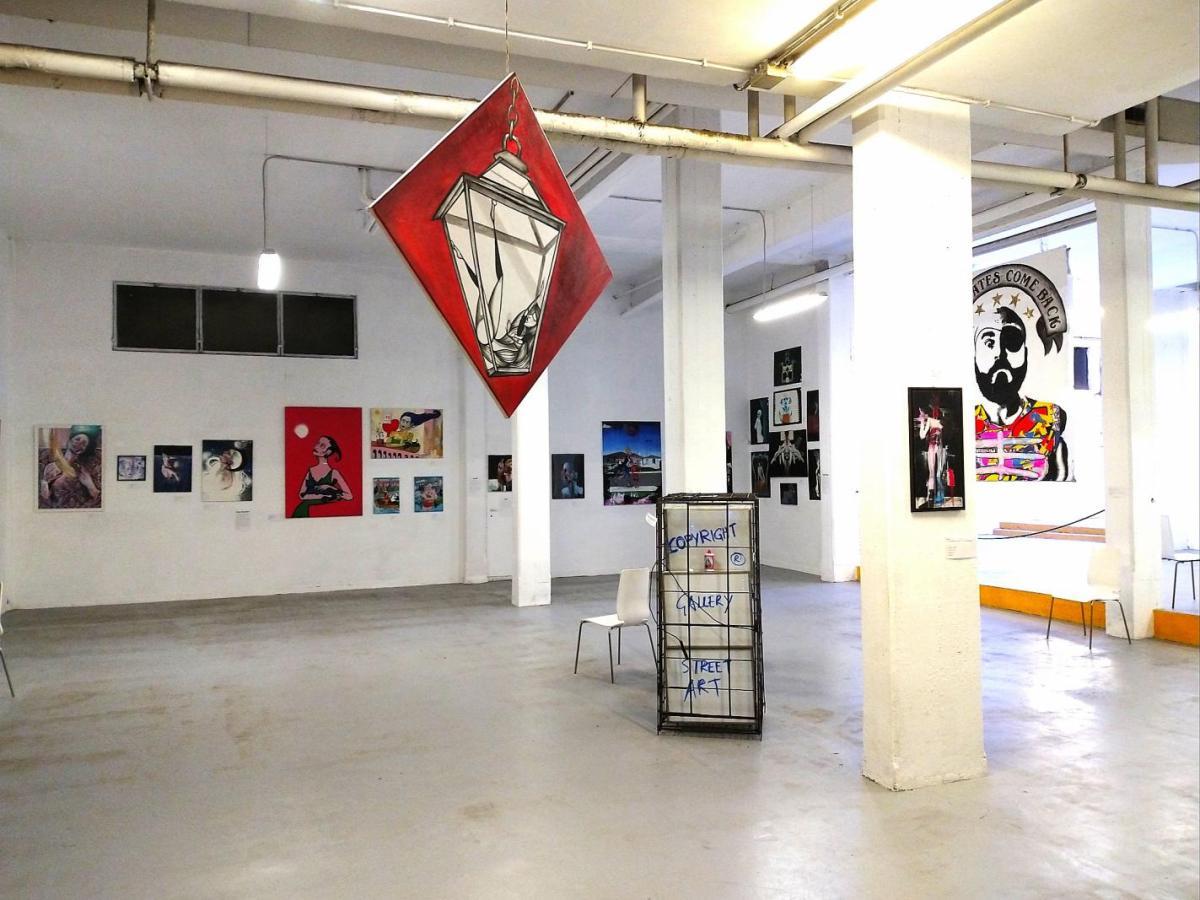 Street vibes. Arte e cultura underground all'ExGarage di Roma