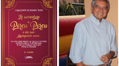 """""""Le avventure di Porcu Porcu e dei suoi strampalati amici"""" di Massimo Polimeni alias """"Nonno Yoyo"""""""