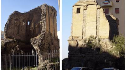 La Sedia del Diavolo, la tomba di Elio Callistio