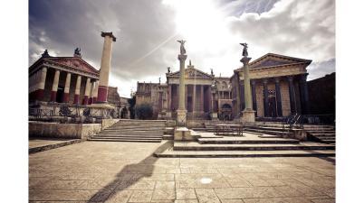Cinecittà, Roma, Antica Roma,